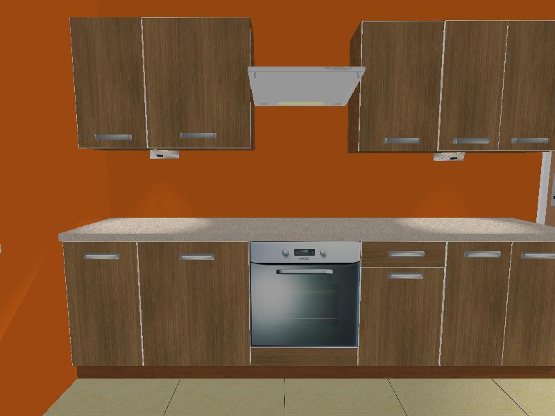 Kuchnie wizualizacje